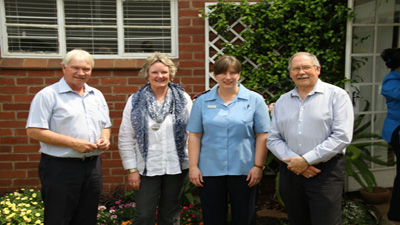 Oakleigh 'Caring for the 'Carer